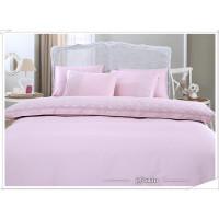 Свадебное постельное белье Gelin Home Bella (лиловое) евро