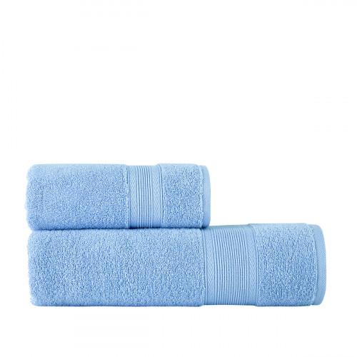 Полотенце Arya Solo Soft (голубой)