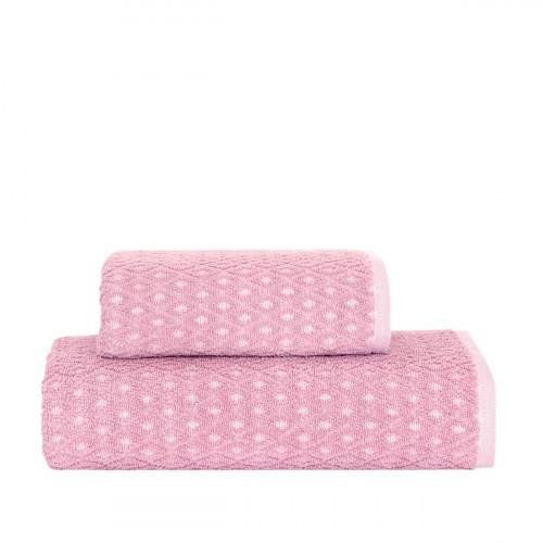 Полотенце Arya Finn (розовое)
