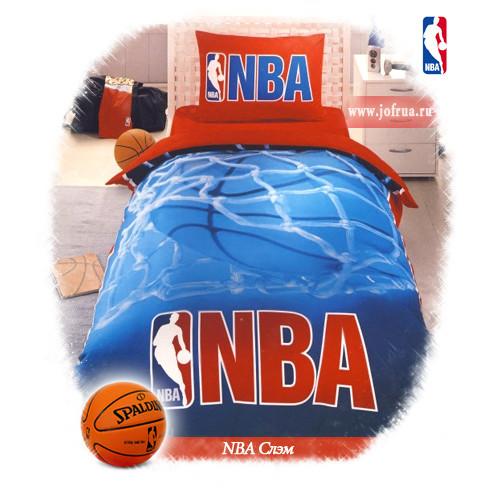 """Постельное белье """"НБА Слэм"""""""