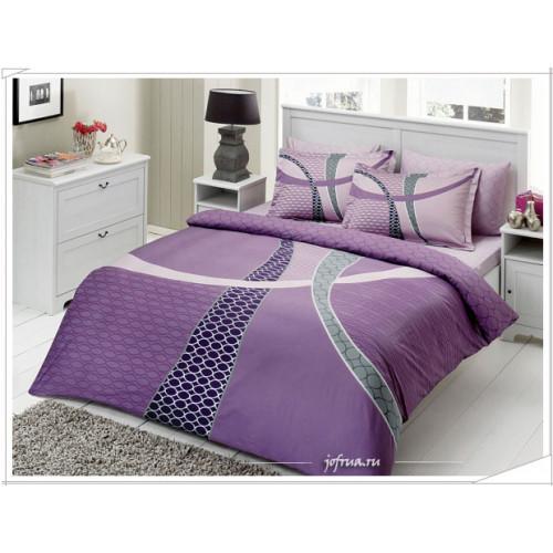 Постельное белье TAC Horizon (фиолетовое)