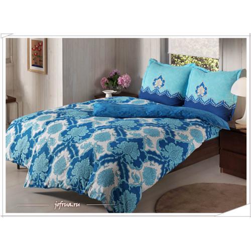 Постельное белье Azra (голубое)