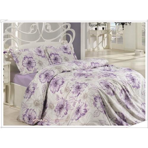 Постельное белье Karven Natural (лиловое)