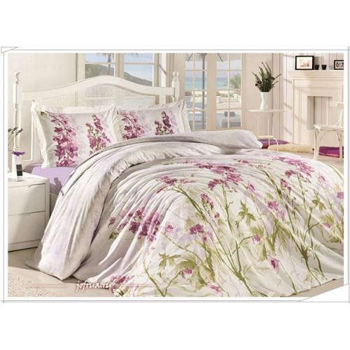Постельное белье Karven Viola (лиловое) 2-спальное евро