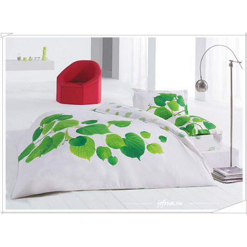 Постельное белье Karven Зеленые листья