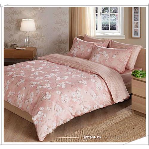 Постельное белье TAC Shadow (розовое)