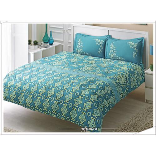 Постельное белье Catrin (голубое)