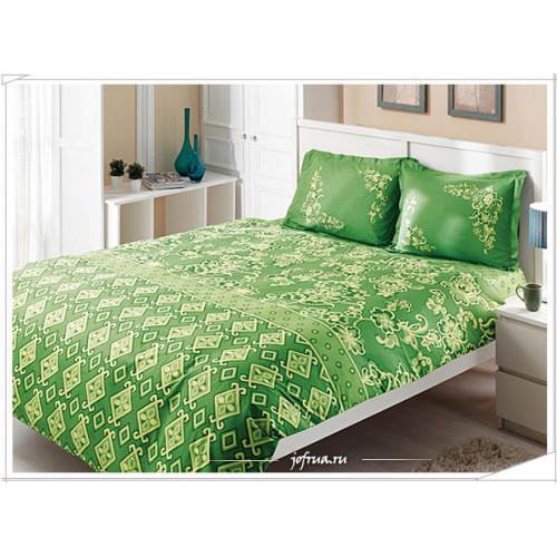 Постельное белье Catrin (зеленое)