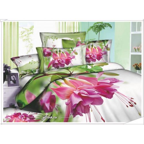"""Постельное белье Famille RS-115 """"Тропический цветок"""""""