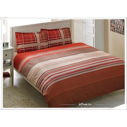 Постельное белье Luis (красное)