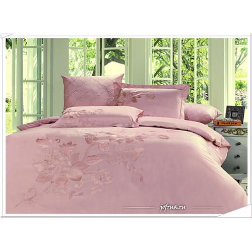 Постельное белье Kingsilk LS-009 (розовое)