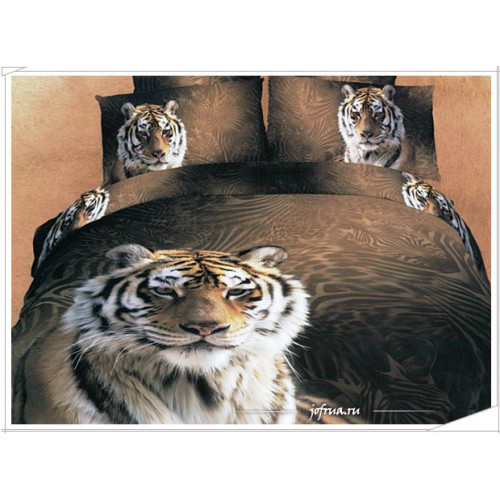 Постельное белье Famille RS-77 Благородный тигр