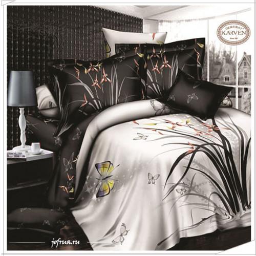 Постельное белье Karven 379 Бабочки