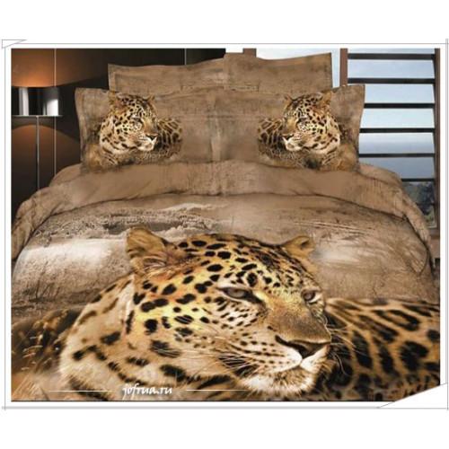 Постельное белье Karven 402 Величественный Леопард