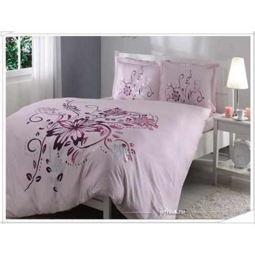 Постельное белье TAC Perry (розовое)