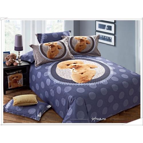 Детское постельное белье Пёсик