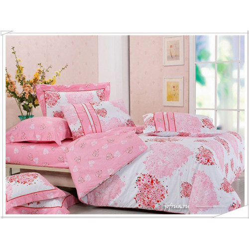 Детское постельное белье Сердечки для принцессы