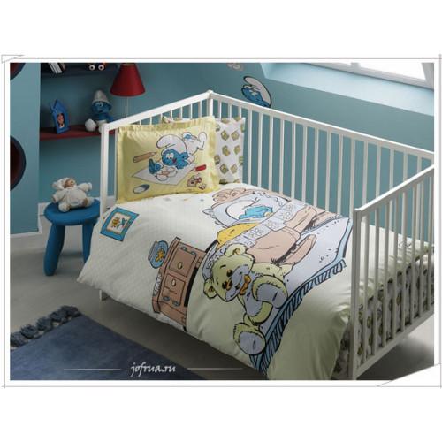 Детское белье в кроватку TAC Sirinler Sleepy Baby