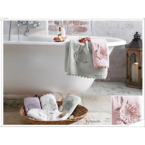 Набор полотенец Tivolyo Spring (2 предмета)