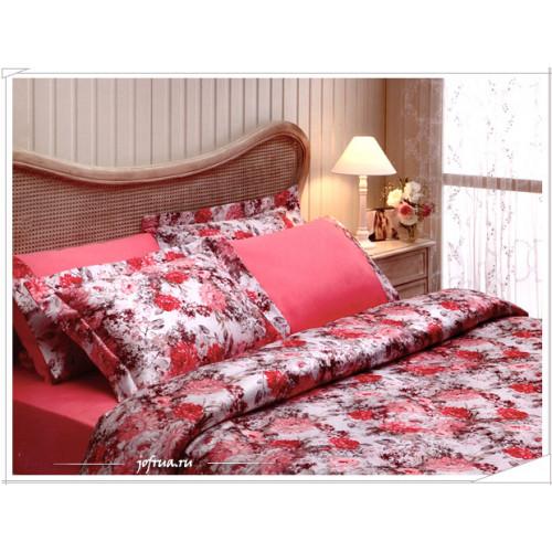 Постельное белье Tivolyo Florido (розовое)