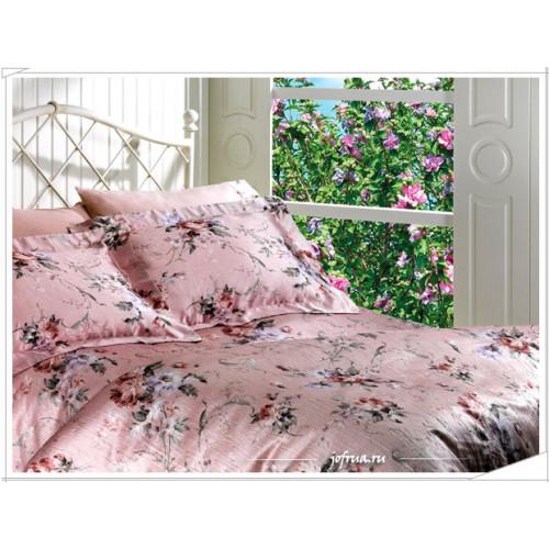 Постельное белье Tivolyo Azzaro pink