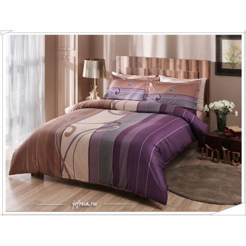 Постельное белье TAC Vessa (фиолетовое)