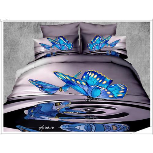 Постельное белье Kingsilk Seda PX-20 Бабочки