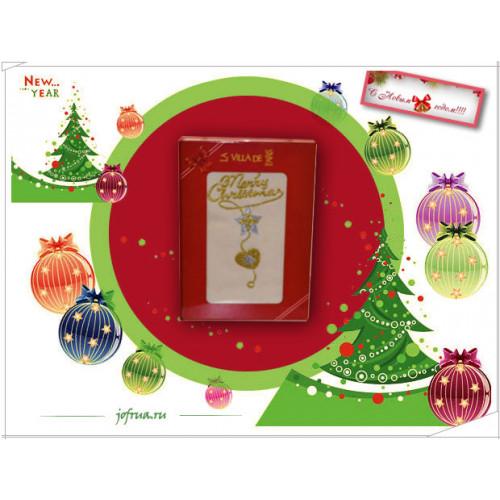 Подарочное полотенце La Villa Merry Christmas