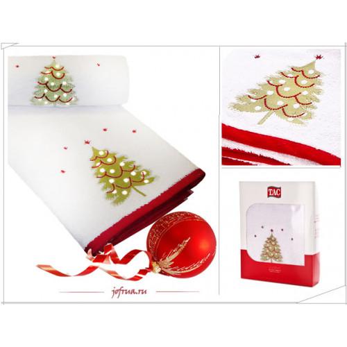 Набор полотенец TAC Christmas Рождественская Ёлка (2 предмета)