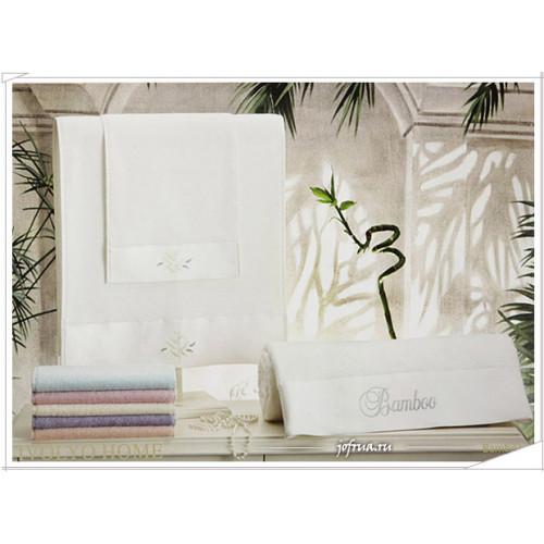 Набор полотенец Tivolyo Bamboo (лиловый) 3 предмета
