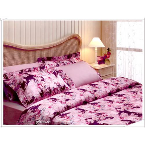 Постельное белье Versai Rossa (розовое)