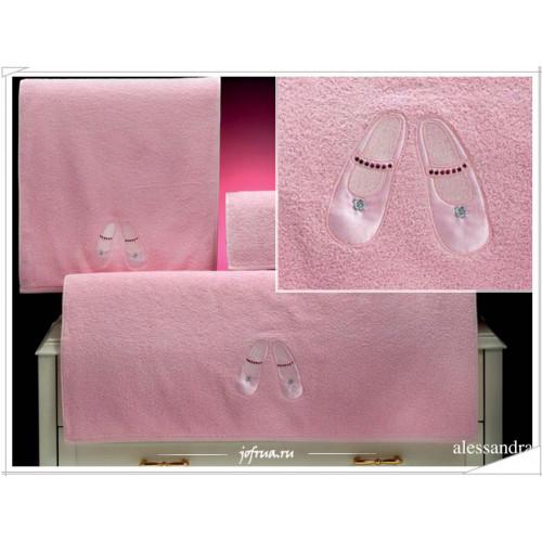 Набор полотенец La Villa Балетные Тапочки Alessandra (2 предмета)
