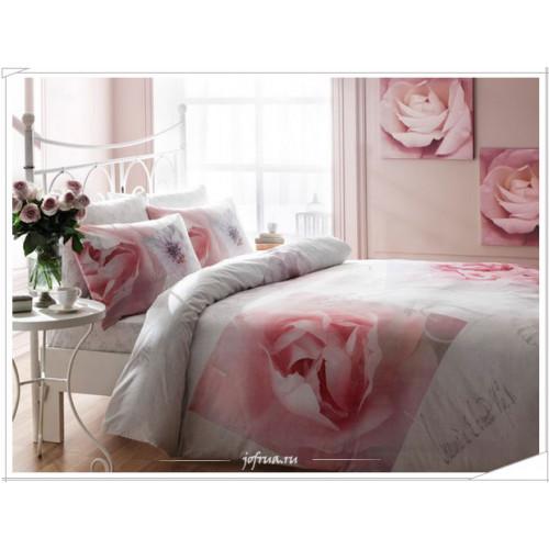 Постельное белье TAC Fiona (розовое)