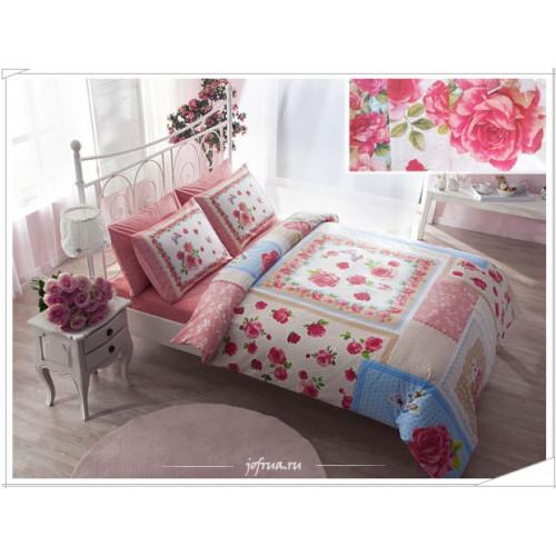 Постельное белье TAC Bellissa (розовое)