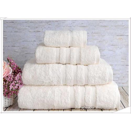 Полотенце Irya Classy (молочное)