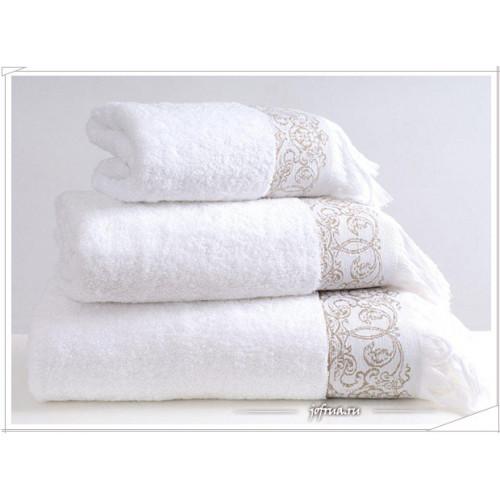 Полотенце Irya Antik (белое)