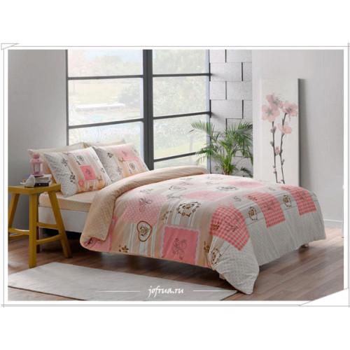 Постельное белье TAC Selby (розовое)