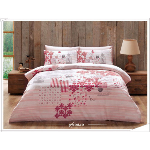 Постельное белье TAC Armina (розовое)