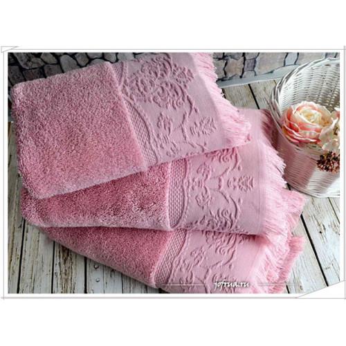Полотенце Irya Feronia (розовое)