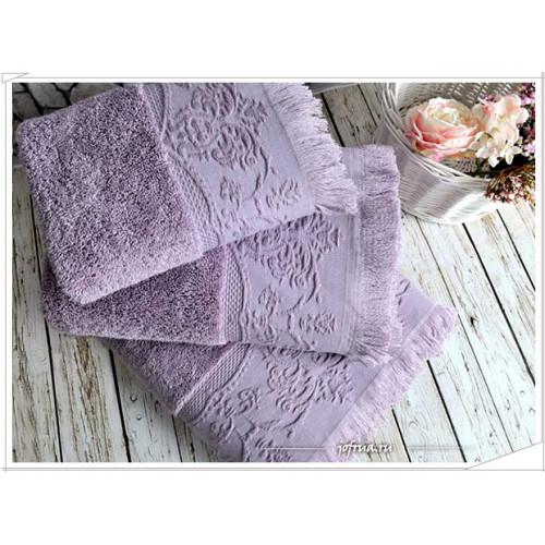 Полотенце Irya Feronia (фиолетовое)
