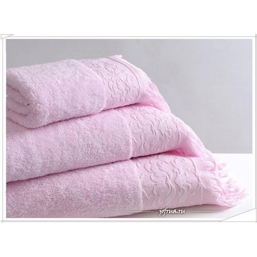 Полотенце Irya Infinity (розовое)