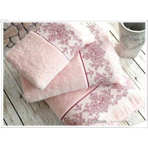 Полотенце Irya Pandora (розовое)
