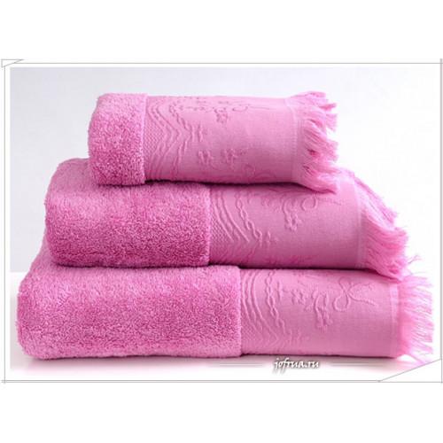 Полотенце Irya Sense (розовый)