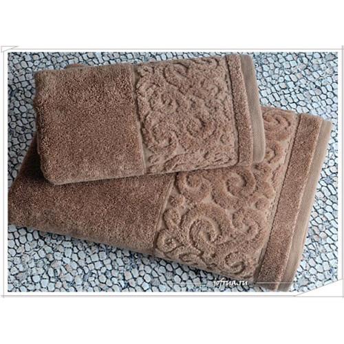 Полотенце Irya Tiffany (коричневое)