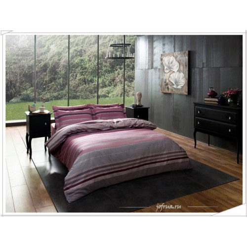 Постельное белье TAC Luxe Line (розовое)