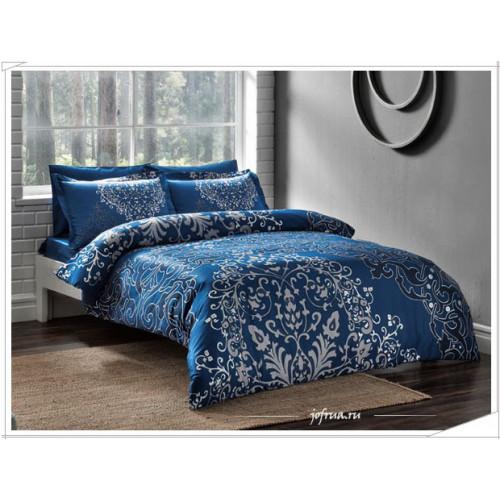 Постельное белье TAC Fabia (синий)