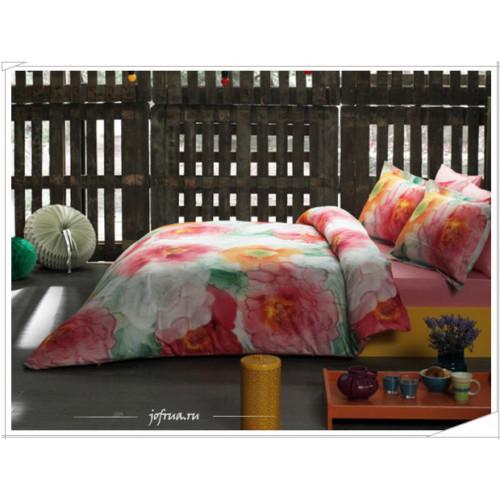 Постельное белье TAC Camellia (розовое)