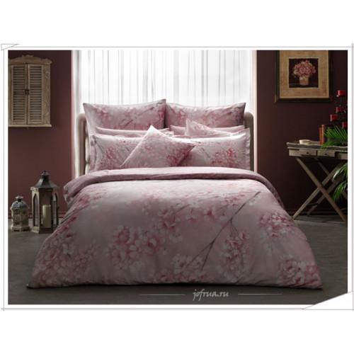 Постельное белье TAC Euphoria (розовое)