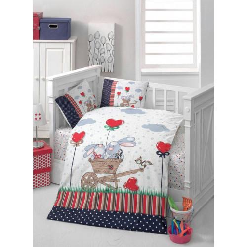 Детское белье в кроватку Arya Ruya