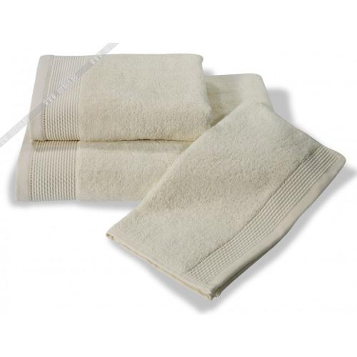 Полотенце Soft Сotton Bambu (кремовое)